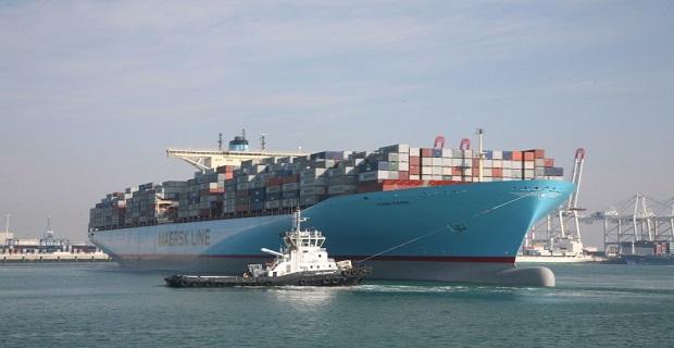 Αναβαθμίζονται τα E-Class της Maersk κατά 1.300 teu - e-Nautilia.gr | Το Ελληνικό Portal για την Ναυτιλία. Τελευταία νέα, άρθρα, Οπτικοακουστικό Υλικό