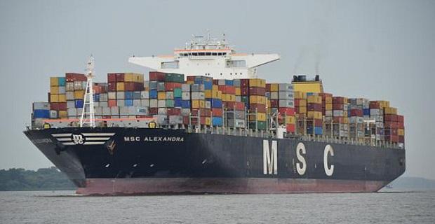 Tάνκερ συγκρούστηκε με containership της MSC στη Σιγκαπούρη (photos+video) - e-Nautilia.gr | Το Ελληνικό Portal για την Ναυτιλία. Τελευταία νέα, άρθρα, Οπτικοακουστικό Υλικό