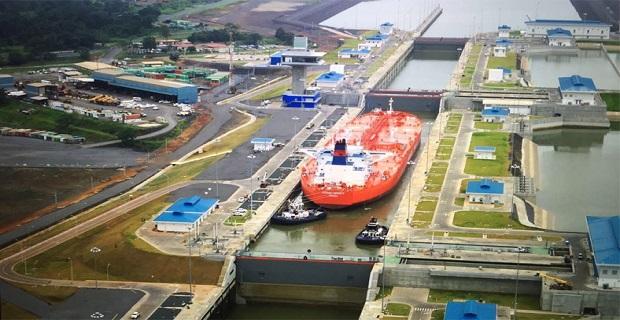 Το ελληνικό Aegean Unity το πρώτο Suezmax που διήλθε τη νέα Διώρυγα του Παναμά (photos) - e-Nautilia.gr | Το Ελληνικό Portal για την Ναυτιλία. Τελευταία νέα, άρθρα, Οπτικοακουστικό Υλικό