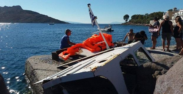 Βλέπουμε το δέντρο και χάσαμε το δάσος στο τραγικό ναυάγιο στην Αίγινα - e-Nautilia.gr | Το Ελληνικό Portal για την Ναυτιλία. Τελευταία νέα, άρθρα, Οπτικοακουστικό Υλικό