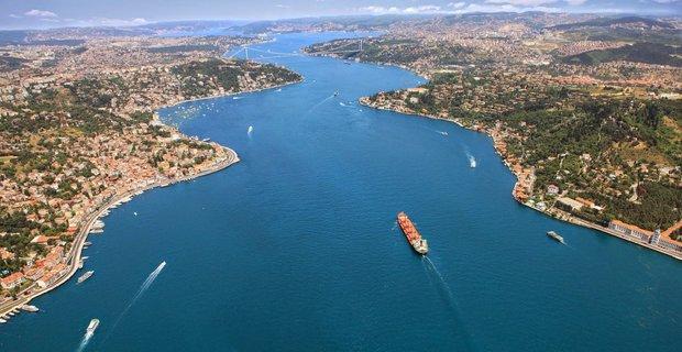 Σκάφος της Τουρκικής Aκτοφυλακής συγκρούεται με bulker στον Βόσπορο - e-Nautilia.gr   Το Ελληνικό Portal για την Ναυτιλία. Τελευταία νέα, άρθρα, Οπτικοακουστικό Υλικό