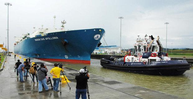 Έφθασε στην Κίνα το πρώτο πλοίο με αμερικάνικο LNG - e-Nautilia.gr   Το Ελληνικό Portal για την Ναυτιλία. Τελευταία νέα, άρθρα, Οπτικοακουστικό Υλικό