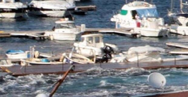 Κύματα κρουαζιερόπλοιου της Carnival διαλύουν μαρίνα στην Ιταλία (video) - e-Nautilia.gr | Το Ελληνικό Portal για την Ναυτιλία. Τελευταία νέα, άρθρα, Οπτικοακουστικό Υλικό