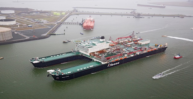 Το βαρύτερο πλοίο του κόσμου σαλπάρει για δοκιμές (video) - e-Nautilia.gr | Το Ελληνικό Portal για την Ναυτιλία. Τελευταία νέα, άρθρα, Οπτικοακουστικό Υλικό