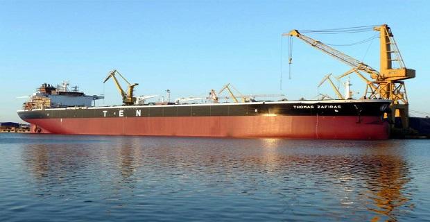 TEN: Παρέλαβε 2ο Aframax που ναυλώθηκε στην Statoil για 100 εκατ. δολάρια - e-Nautilia.gr | Το Ελληνικό Portal για την Ναυτιλία. Τελευταία νέα, άρθρα, Οπτικοακουστικό Υλικό