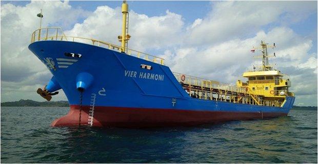 """Η παράξενη ιστορία της """"πειρατείας"""" του τάνκερ Vier Harmoni - e-Nautilia.gr   Το Ελληνικό Portal για την Ναυτιλία. Τελευταία νέα, άρθρα, Οπτικοακουστικό Υλικό"""