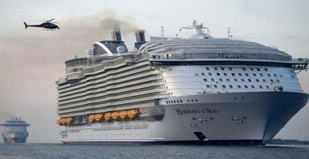 Ένας νεκρός, δύο σοβαρά τραυματίες από πτώση λέμβου στο Harmony of the Seas - e-Nautilia.gr | Το Ελληνικό Portal για την Ναυτιλία. Τελευταία νέα, άρθρα, Οπτικοακουστικό Υλικό