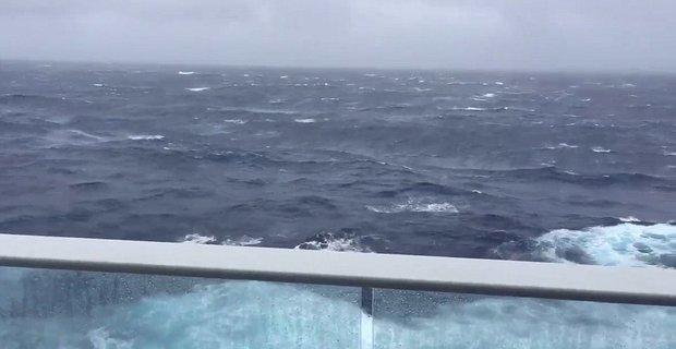 Δειτε το Anthem of the Seas κοντά στον τυφώνα Ερμίνα (video) - e-Nautilia.gr | Το Ελληνικό Portal για την Ναυτιλία. Τελευταία νέα, άρθρα, Οπτικοακουστικό Υλικό