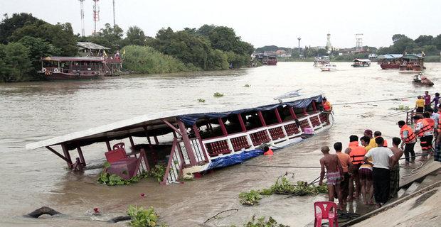 Τουλάχιστον 15 νεκροί από βύθιση ποταμόπλοιου στην Ταϊλάνδη (video) - e-Nautilia.gr | Το Ελληνικό Portal για την Ναυτιλία. Τελευταία νέα, άρθρα, Οπτικοακουστικό Υλικό