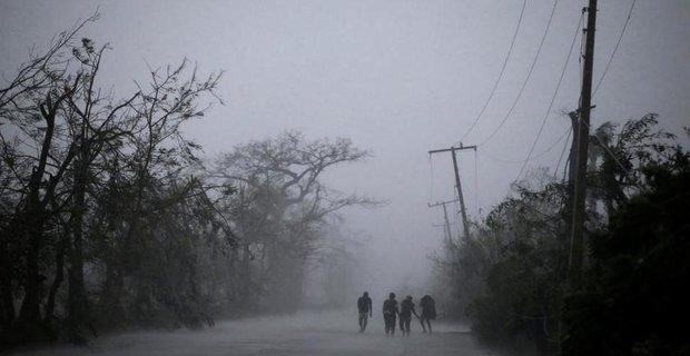 Ο τυφώνας Μάθιου σάρωσε την Αϊτή και κινείται προς τις ΗΠΑ (video) - e-Nautilia.gr | Το Ελληνικό Portal για την Ναυτιλία. Τελευταία νέα, άρθρα, Οπτικοακουστικό Υλικό