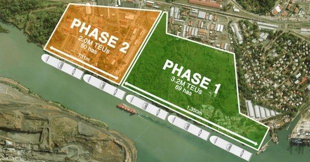 4 εταιρίες-μνηστήρες για τον νέο τερματικό container στην διώρυγα του Παναμά - e-Nautilia.gr | Το Ελληνικό Portal για την Ναυτιλία. Τελευταία νέα, άρθρα, Οπτικοακουστικό Υλικό