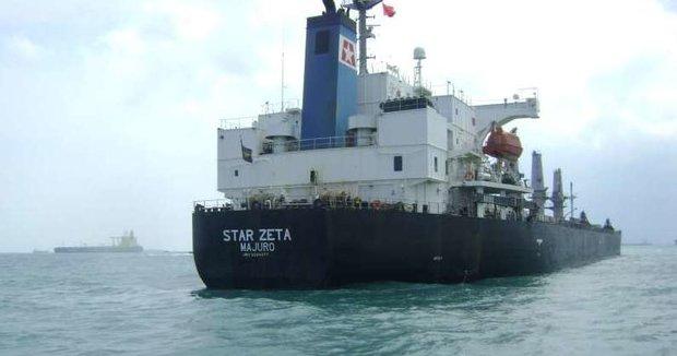 Προσάραξή του Star Zeta στον ποταμό Parana - e-Nautilia.gr | Το Ελληνικό Portal για την Ναυτιλία. Τελευταία νέα, άρθρα, Οπτικοακουστικό Υλικό