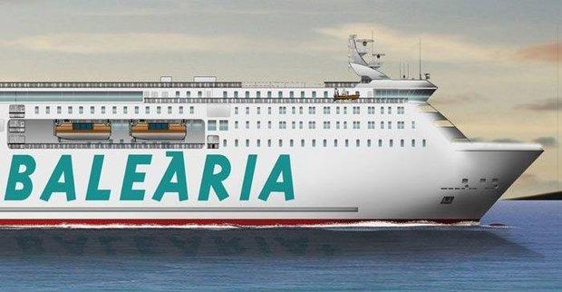 Με τροφοδοσία Wärtsilä το πρώτο κινούμενο με LNG ferry στη Μεσόγειο - e-Nautilia.gr | Το Ελληνικό Portal για την Ναυτιλία. Τελευταία νέα, άρθρα, Οπτικοακουστικό Υλικό