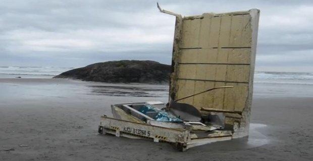 Κοντέινερ της Hanjin ξεβράστηκαν σε απόμακρες παραλίες του Καναδά (video) - e-Nautilia.gr | Το Ελληνικό Portal για την Ναυτιλία. Τελευταία νέα, άρθρα, Οπτικοακουστικό Υλικό