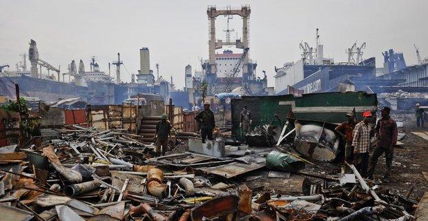 Η Ινδία πρώτη επιλογή φθηνής και ρυπογόνας διάλυσης πλοίων - e-Nautilia.gr | Το Ελληνικό Portal για την Ναυτιλία. Τελευταία νέα, άρθρα, Οπτικοακουστικό Υλικό