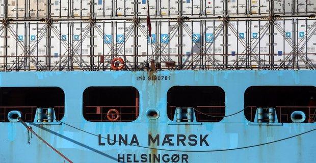 Νίκη Τραμπ: Πτώση των μετοχών της Maersk εν μέσω φόβου για εμπορικό πόλεμο - e-Nautilia.gr | Το Ελληνικό Portal για την Ναυτιλία. Τελευταία νέα, άρθρα, Οπτικοακουστικό Υλικό