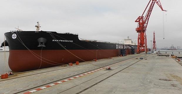 Η Diana έκλεισε ναύλωση για ένα νεότευκτο Newcastlemax της - e-Nautilia.gr | Το Ελληνικό Portal για την Ναυτιλία. Τελευταία νέα, άρθρα, Οπτικοακουστικό Υλικό