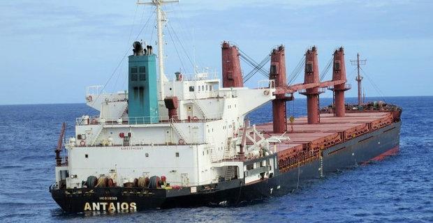Μακριά απ' τις ακτές παραμένει το ελληνικό πλοίο που πήρε φωτιά στη Νότια Αφρική - e-Nautilia.gr | Το Ελληνικό Portal για την Ναυτιλία. Τελευταία νέα, άρθρα, Οπτικοακουστικό Υλικό