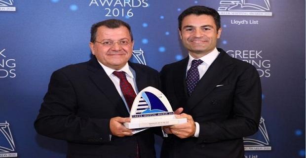 Στις Μινωικές Γραμμές το Βραβείο PASSENGER LINE OF THE YEAR 2016 - e-Nautilia.gr | Το Ελληνικό Portal για την Ναυτιλία. Τελευταία νέα, άρθρα, Οπτικοακουστικό Υλικό