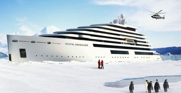 Η DNV GL ανέλαβε την κατηγοριοποίηση των 3 μεγα-γιοτ της Crystal Cruises - e-Nautilia.gr | Το Ελληνικό Portal για την Ναυτιλία. Τελευταία νέα, άρθρα, Οπτικοακουστικό Υλικό
