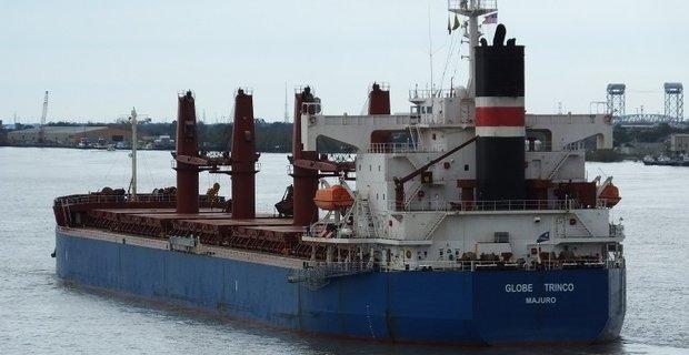 Προσάραξη ελληνικού πλοίου στον ποταμό Parana στην Αργεντινή - e-Nautilia.gr | Το Ελληνικό Portal για την Ναυτιλία. Τελευταία νέα, άρθρα, Οπτικοακουστικό Υλικό