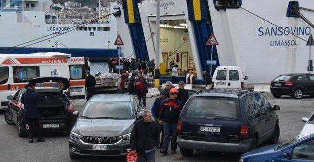 Τρεις νεκροί από τοξικά αέρια σε πλοίο στην Ιταλία - e-Nautilia.gr | Το Ελληνικό Portal για την Ναυτιλία. Τελευταία νέα, άρθρα, Οπτικοακουστικό Υλικό