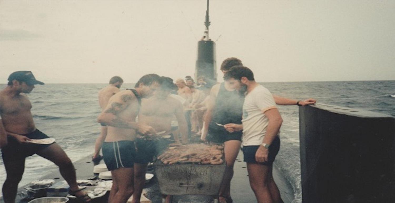 27 απίστευτες φωτογραφίες από την ζωή σε ένα γιγαντιαίο υποβρύχιο - e-Nautilia.gr | Το Ελληνικό Portal για την Ναυτιλία. Τελευταία νέα, άρθρα, Οπτικοακουστικό Υλικό