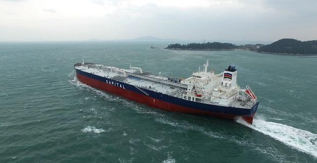 Η Capital Ship Management Corp. του Μαρινάκη παρέλαβε το M/T 'Aristoklis' - e-Nautilia.gr | Το Ελληνικό Portal για την Ναυτιλία. Τελευταία νέα, άρθρα, Οπτικοακουστικό Υλικό