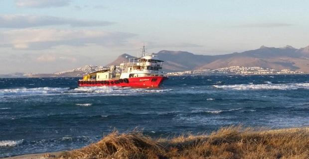 Αποκολλήθηκε το Τουρκικό πλοίο που είχε προσαράξει στην Κω - e-Nautilia.gr | Το Ελληνικό Portal για την Ναυτιλία. Τελευταία νέα, άρθρα, Οπτικοακουστικό Υλικό