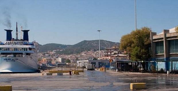 Η Ηγεσία του ΥΝΑΝΠ στο ανατολικό Αιγαίο - e-Nautilia.gr   Το Ελληνικό Portal για την Ναυτιλία. Τελευταία νέα, άρθρα, Οπτικοακουστικό Υλικό