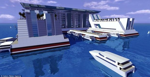 Κοιτάζοντας στο 2050: Αυτόνομος σχεδιασμός μη επανδρωμένων πλοίων και δημιουργία θαλάσσιων πόλεων! - e-Nautilia.gr | Το Ελληνικό Portal για την Ναυτιλία. Τελευταία νέα, άρθρα, Οπτικοακουστικό Υλικό