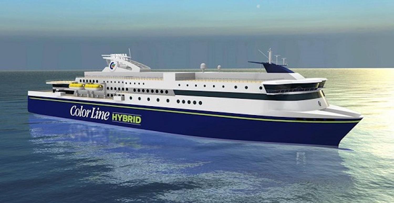Η Color Line υπέγραψε με την Ulstein για την κατασκευή του μεγαλύτερου υβριδικού πλοίου στον κόσμο! - e-Nautilia.gr | Το Ελληνικό Portal για την Ναυτιλία. Τελευταία νέα, άρθρα, Οπτικοακουστικό Υλικό