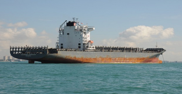 Πλοίο κατασκευής του 2010 οδηγείται σε διάλυση! - e-Nautilia.gr   Το Ελληνικό Portal για την Ναυτιλία. Τελευταία νέα, άρθρα, Οπτικοακουστικό Υλικό