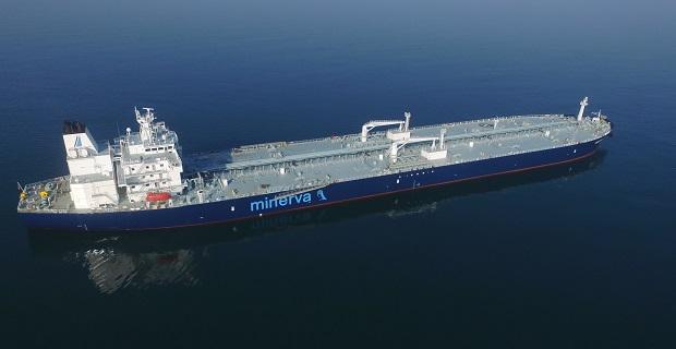 Παραλαβή νέου δεξαμενόπλοιου για την Minerva Marine του Ανδρέα Μαρτίνου - e-Nautilia.gr | Το Ελληνικό Portal για την Ναυτιλία. Τελευταία νέα, άρθρα, Οπτικοακουστικό Υλικό