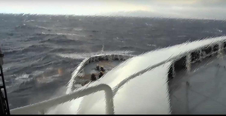 Πατημένο οχτάρι στον Κάβο Ντόρο… (Video) - e-Nautilia.gr | Το Ελληνικό Portal για την Ναυτιλία. Τελευταία νέα, άρθρα, Οπτικοακουστικό Υλικό