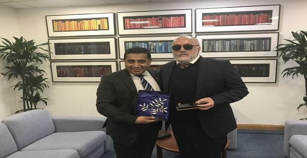 Με τον γενικό γραμματέα του ΙΜΟ και τους εφοπλιστές του Λονδίνου συναντήθηκε ο Κουρουμπλής - e-Nautilia.gr | Το Ελληνικό Portal για την Ναυτιλία. Τελευταία νέα, άρθρα, Οπτικοακουστικό Υλικό