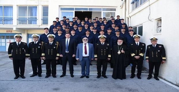 Ορκίστηκαν 46 Δόκιμοι Λιμενοφύλακες των Ειδικών Δυνάμεων - e-Nautilia.gr | Το Ελληνικό Portal για την Ναυτιλία. Τελευταία νέα, άρθρα, Οπτικοακουστικό Υλικό