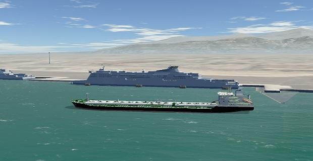 Προσομοίωση κίνησης πλοίων που τροφοδοτούν με ΥΦΑ πλοία & λιμάνια της Ανατολικής Μεσογείου - e-Nautilia.gr | Το Ελληνικό Portal για την Ναυτιλία. Τελευταία νέα, άρθρα, Οπτικοακουστικό Υλικό