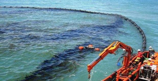 Πρόκληση θαλάσσιας ρύπανσης από Φ/Γ πλοίο στο Κερατσίνι - e-Nautilia.gr | Το Ελληνικό Portal για την Ναυτιλία. Τελευταία νέα, άρθρα, Οπτικοακουστικό Υλικό