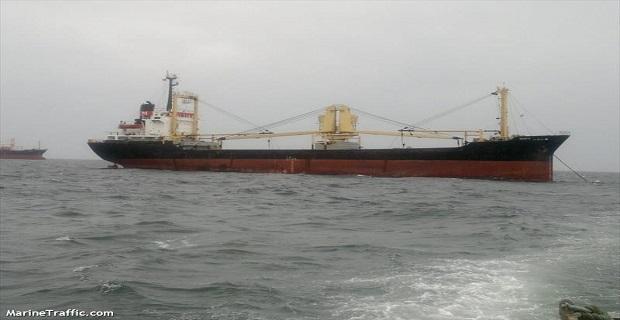 Φορτηγό πλοίο κρατείται στην Κάλυμνο - e-Nautilia.gr | Το Ελληνικό Portal για την Ναυτιλία. Τελευταία νέα, άρθρα, Οπτικοακουστικό Υλικό