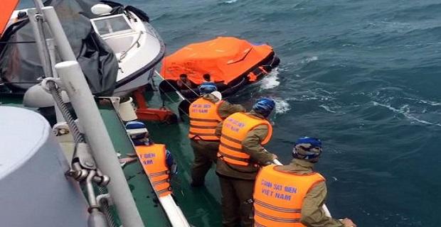 9 αγνοούμενοι από βύθιση πλοίου στο Βιετνάμ - e-Nautilia.gr | Το Ελληνικό Portal για την Ναυτιλία. Τελευταία νέα, άρθρα, Οπτικοακουστικό Υλικό