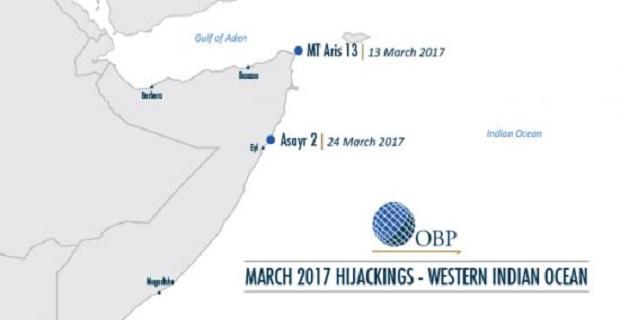 Δεύτερο συνεχόμενο πειρατικό χτύπημα στη Σομαλία - e-Nautilia.gr | Το Ελληνικό Portal για την Ναυτιλία. Τελευταία νέα, άρθρα, Οπτικοακουστικό Υλικό