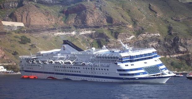 Ναυάγιο Sea Diamond: Στην επταμελή σύνθεση του Συμβουλίου της Επικρατείας - e-Nautilia.gr | Το Ελληνικό Portal για την Ναυτιλία. Τελευταία νέα, άρθρα, Οπτικοακουστικό Υλικό