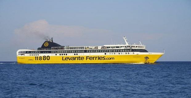 H Levante Ferries αμφισβητεί το Λιμενικό για το περιστατικό με τους υπεράριθμους επιβάτες - e-Nautilia.gr | Το Ελληνικό Portal για την Ναυτιλία. Τελευταία νέα, άρθρα, Οπτικοακουστικό Υλικό