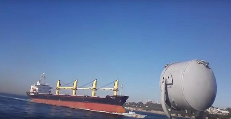 Όταν Ρώσικο φορτηγό πλοίο βύθιζε την Τουρκική ακτοφυλακή στα στενά του Βοσπόρου (Video) - e-Nautilia.gr | Το Ελληνικό Portal για την Ναυτιλία. Τελευταία νέα, άρθρα, Οπτικοακουστικό Υλικό