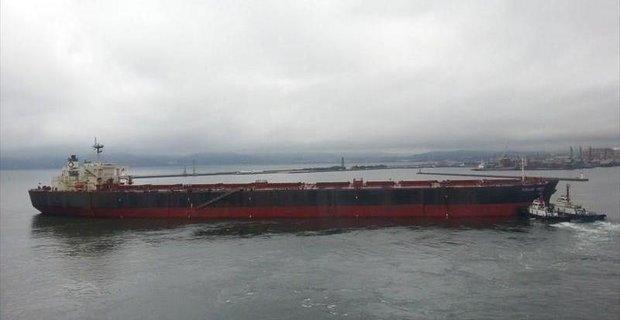 Νοτιορεάτικο πλοίο βυθίστηκε στον νότιο Ατλαντικό - e-Nautilia.gr   Το Ελληνικό Portal για την Ναυτιλία. Τελευταία νέα, άρθρα, Οπτικοακουστικό Υλικό