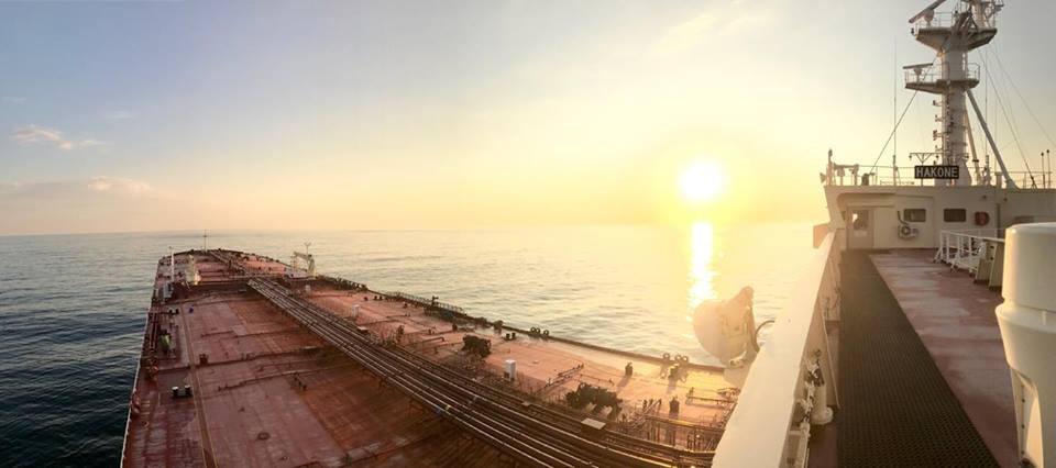 Καλησπέρα από το Νότιο Ατλαντικό!!! - e-Nautilia.gr | Το Ελληνικό Portal για την Ναυτιλία. Τελευταία νέα, άρθρα, Οπτικοακουστικό Υλικό