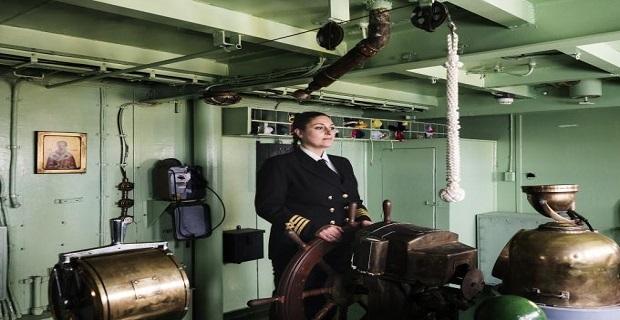 Υακίνθη Τζανακάκη: Η καπετάνισσα που είχε όνειρο να οδηγήσει τάνκερ - e-Nautilia.gr | Το Ελληνικό Portal για την Ναυτιλία. Τελευταία νέα, άρθρα, Οπτικοακουστικό Υλικό