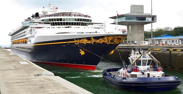 Το μεγαλύτερο πλοίο που διέσχισε ποτέ τη νέα Διώρυγα του Παναμά - e-Nautilia.gr | Το Ελληνικό Portal για την Ναυτιλία. Τελευταία νέα, άρθρα, Οπτικοακουστικό Υλικό