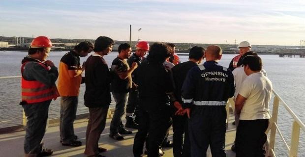 Καπετάνιος αυτοκτόνησε σε containership στη μέση του ωκεανού - e-Nautilia.gr | Το Ελληνικό Portal για την Ναυτιλία. Τελευταία νέα, άρθρα, Οπτικοακουστικό Υλικό